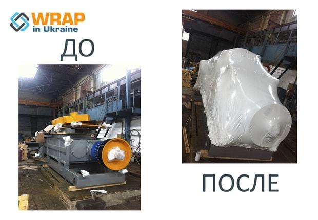 Упаковка нестандартного оборудования и груза сложной формы